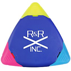 View a larger, more detailed picture of the TriMark Highlighter - Opaque - Reflex Blue