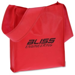 View a larger, more detailed picture of the Polypropylene Traditional Sling Tote