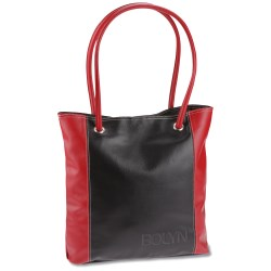 View a larger, more detailed picture of the Lamis Two-Tone Tote