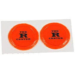 View a larger, more detailed picture of the Reflective Sticker Sets - Twin Dots
