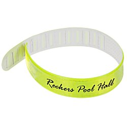 View a larger, more detailed picture of the Reflective Uniband Wristlet Band