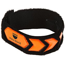 View a larger, more detailed picture of the Reflective Wristwraps