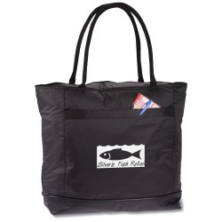 View a larger, more detailed picture of the KOOZIE&reg Nylon Kooler Tote