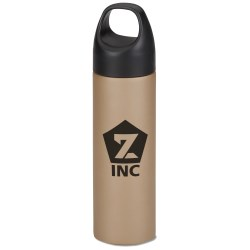 View a larger, more detailed picture of the Simple Stainless Steel Bottle - 22 oz 