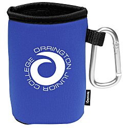 View a larger, more detailed picture of the Collapsible KOOZIE&reg Can Kooler w Carabiner