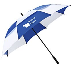 View a larger, more detailed picture of the Golf Umbrella w Wind Vents