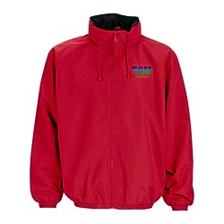 View a larger, more detailed picture of the Hampton Microfiber Jacket - Men s