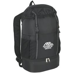 View a larger, more detailed picture of the Lightweight Sport Backpack with Chill Compartment