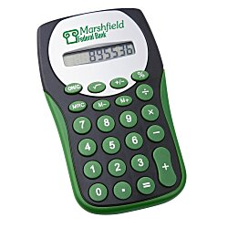 View a larger, more detailed picture of the Colorful Calculator