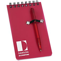 View a larger, more detailed picture of the Razzle Jotter with Pen