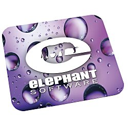 View a larger, more detailed picture of the Antimicrobial Recycled Mouse Pad - Rectangle