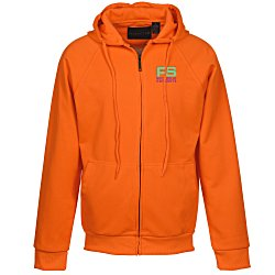 View a larger, more detailed picture of the Ultra Club Thermal-Lined Full Zip Sweatshirt - Brights