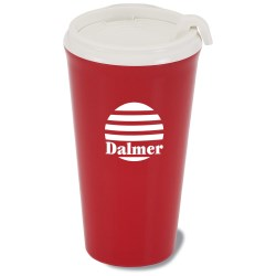 View a larger, more detailed picture of the Infinity Tumbler - 16 oz - White Lid - 24 hr