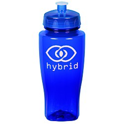 View a larger, more detailed picture of the PolySure Twister Bottle - 24 oz - Translucent