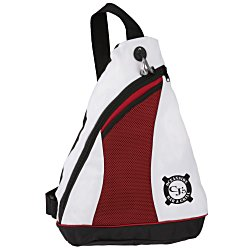 View a larger, more detailed picture of the Color Splash Side Slingpack - 24 hr