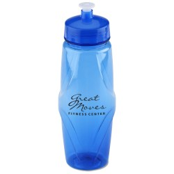 View a larger, more detailed picture of the PolySure Venture Bottle - 32 oz - Translucent