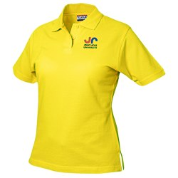 View a larger, more detailed picture of the Clique Lincoln Polo - Ladies 