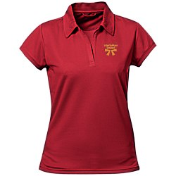 View a larger, more detailed picture of the Clique Fairfax Polo - Ladies