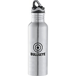 View a larger, more detailed picture of the Colorband Stainless Bottle - 26 oz