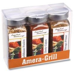 View a larger, more detailed picture of the Specialty Spice Collection - Grilling Lovers