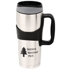 View a larger, more detailed picture of the Zippo Travel Mug