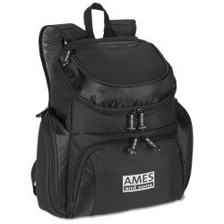 View a larger, more detailed picture of the Lawrence Laptop Backpack