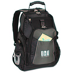 View a larger, more detailed picture of the Vertex Laptop Backpack