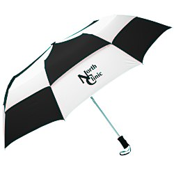 View a larger, more detailed picture of the totes Stormbeater Folding Umbrella