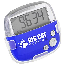 View a larger, more detailed picture of the Flip Clip Pedometer