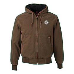 View a larger, more detailed picture of the DRI DUCK Cheyenne Hooded 12 oz Jacket