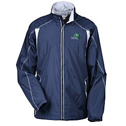 View a larger, more detailed picture of the North End Lightweight Color Block Jacket - Men s