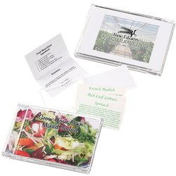 View a larger, more detailed picture of the  Grow Your Own Kits - Mixed Salad
