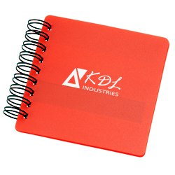 View a larger, more detailed picture of the Sticky Memo Pad w Flags
