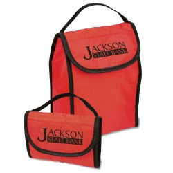 View a larger, more detailed picture of the Fold-Up Lunch Bag Cooler