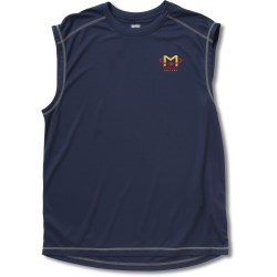 View a larger, more detailed picture of the Champion Double Dry Odor Resistant Sleeveless Shirt