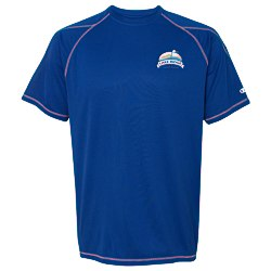 View a larger, more detailed picture of the Champion Double Dry Odor Resistant T-Shirt
