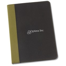 View a larger, more detailed picture of the Berkeley Recycled Jr Padfolio
