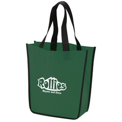 View a larger, more detailed picture of the Trapezoid Tote