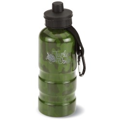 View a larger, more detailed picture of the Camo Sahara Aluminum Sport Bottle - 20 oz