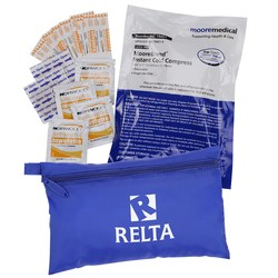 View a larger, more detailed picture of the Sports Injury First Aid Kit