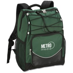View a larger, more detailed picture of the Backpack Cooler - Closeout