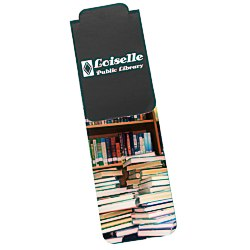 View a larger, more detailed picture of the MagneticMark Bookmark - 4 x 1-1 4 - Colors