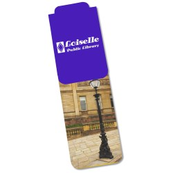 View a larger, more detailed picture of the MagneticMark Bookmark - 4 x 1-1 4 - Split Colors