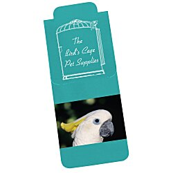 View a larger, more detailed picture of the MagneticMark Big Bookmark - 4-3 8 x 1-3 4 - Colors