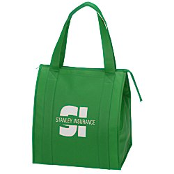 View a larger, more detailed picture of the Chill Insulated Grocery Tote - 15 x 13