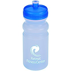 View a larger, more detailed picture of the Tinted Fitness Bottle - 20 oz