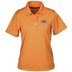 View a larger, more detailed picture of the Newport Polyester Mesh Polo - Ladies 