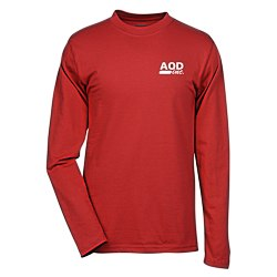 View a larger, more detailed picture of the Dri-Balance Long Sleeve T-Shirt