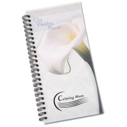 View a larger, more detailed picture of the Wedding Planner Journal