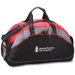 View a larger, more detailed picture of the Arch Sports Duffel Bag